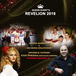 Meniu de Revelion Queen Events