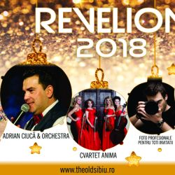 Meniu de revelion The Old Sibiu